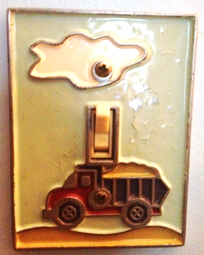 Tractor Switchplate