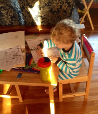 Coleman coloring